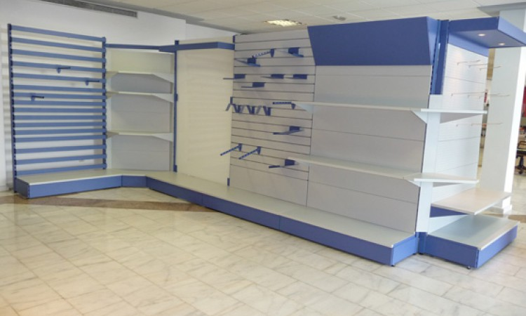 Shop fittings-Products