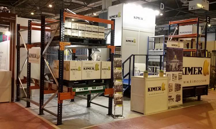 KIMER volverá a estar presente en la Feria Empack 2016 Madrid