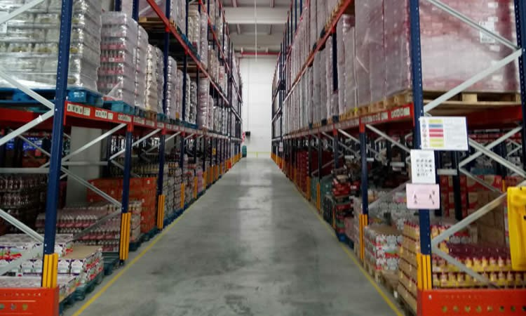 Case Study: Conventional Pallet Racking Project