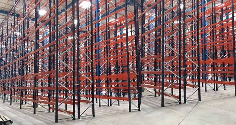 Caso Práctico: Instalación Estantería Paletizada Convencional-Noticias