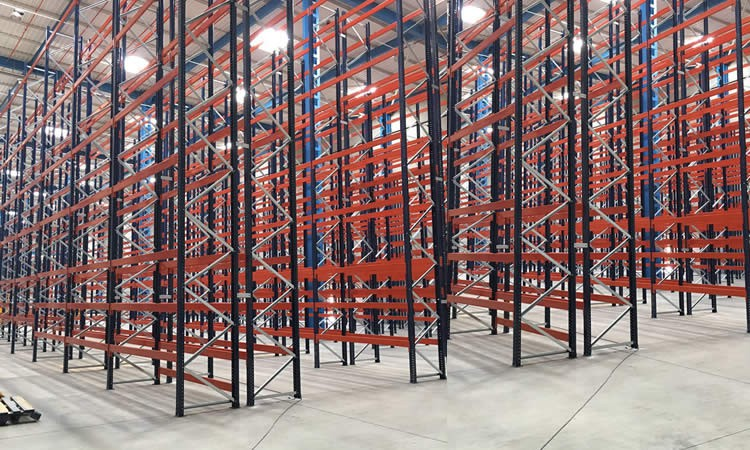 Case Study: Pallet Racking Installation