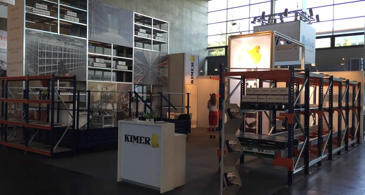 Exhibition CeMAT Hannover 2016-News