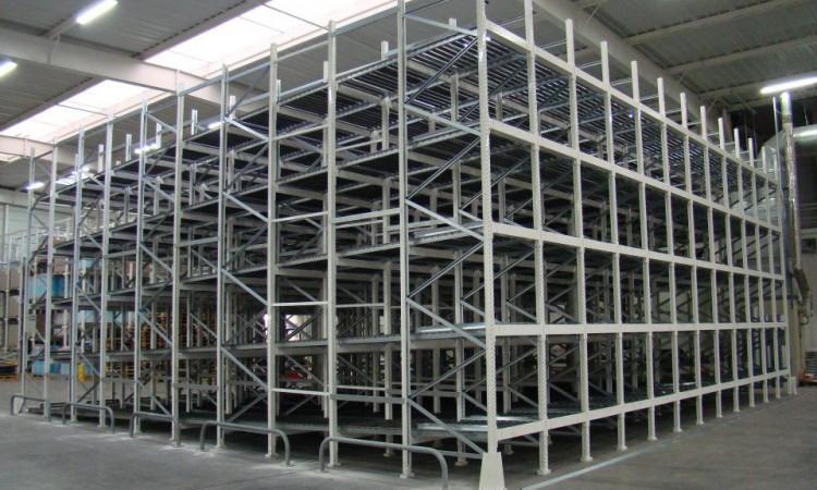 Live Storage pallet racking