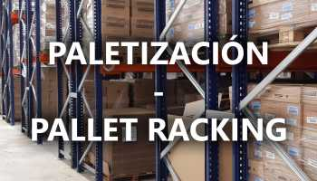 Features and Advantages of the pallet racking system.